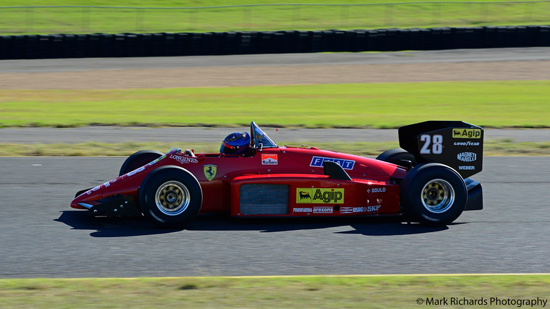 HSRCA Retro Racefest 2016 - Groups Q & R and F5000 1