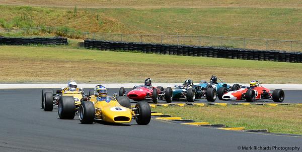 Groups MO & Formula Junior