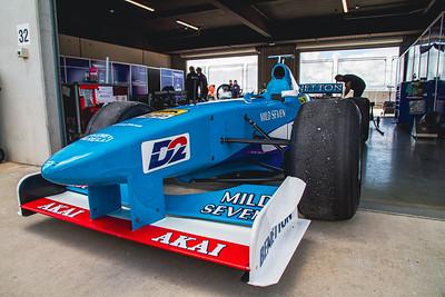 Benetton B198-2