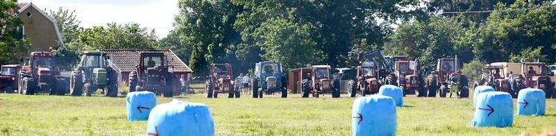 Traktorrace - Kristianopel