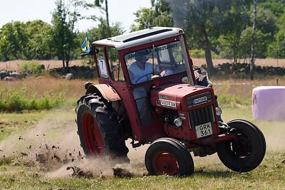 #7 Gunilla Arnesson, Volvo BM 600 - Bräkne-Hoby