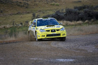 * UNPROCESSED * Otago Rally 2009 - Sunday