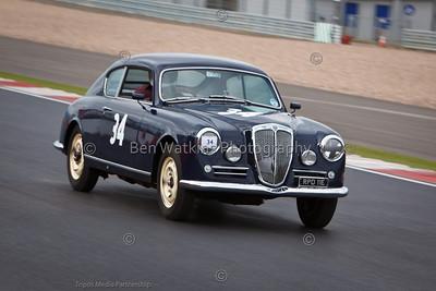 Tony Stephens - 1955 Lancia Aurelia B20 GT
