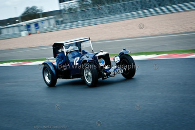 David Pryke - 1935 Riley 12/4 TT Sprite Replica