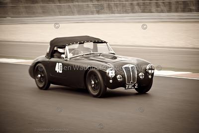 Patrick Blakeney-Edwards - 1951 Frazer Nash Targa Florio