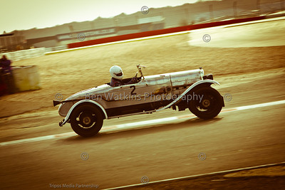 Richard Wadman - 1927 Alvis 12/50 SD