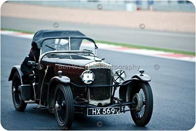 Winston Teague - 1930 Frazer Nash Vitesse