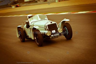 John Warden - 1937 Delage D6 Course