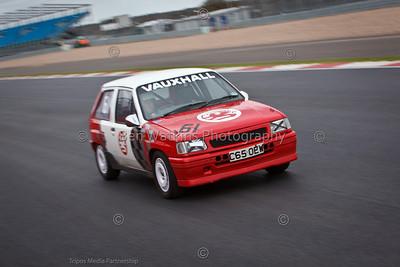 Brian Moore - 1986 Vauxhall Nova