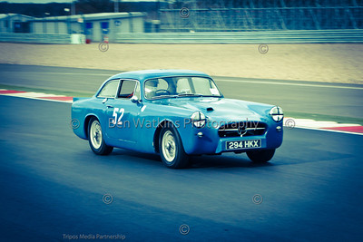 Brian White - 1958 Peerless GT