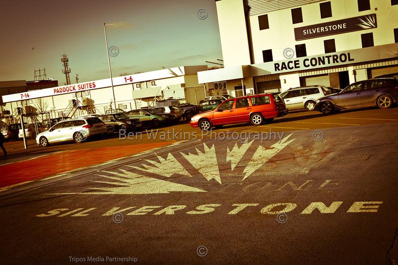 Silverstone, Race Control