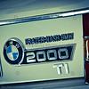 Martin Lewis - 1967 Frazer Nash BMW 2000 Ti