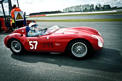 1954 Maserati 300S, Richard Pilkington  (8998)