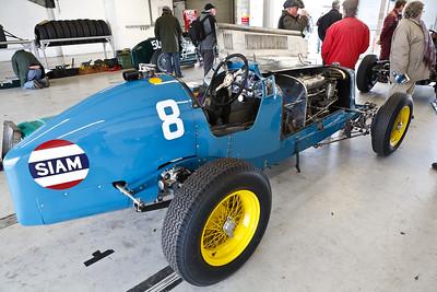 1936 ERA R5B, Charles McCabe  (8985)