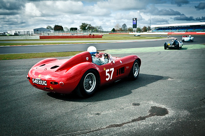 1954 Maserati 300S, Richard Pilkington  (8999)
