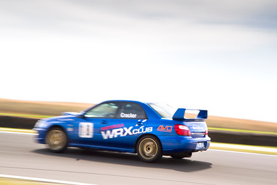 WRX Club Phillip Island Feb 2014