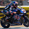 Michael van der Mark power wheelie.