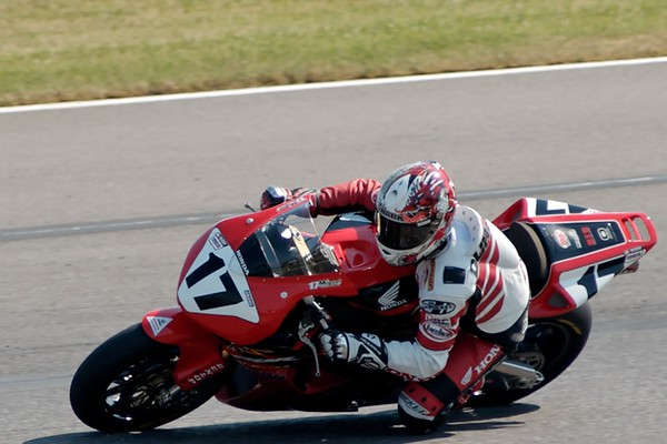 Honda Superbike Classic at Barber Motorsports Park - April 20-22, 2007