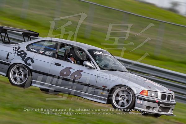 66 Silver BMW