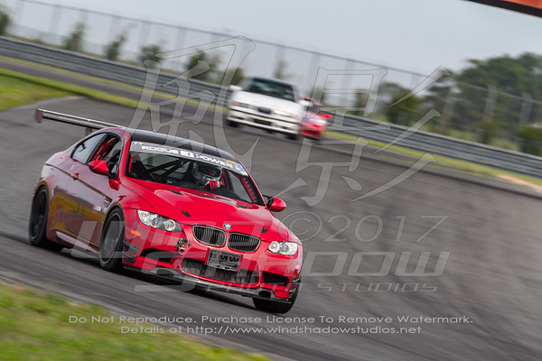 31 Red BMW