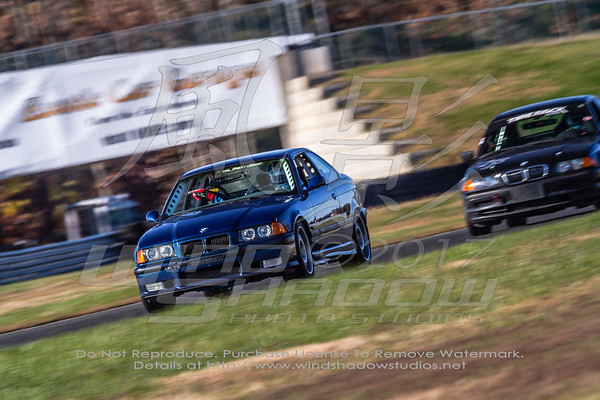 716 Blue BMW