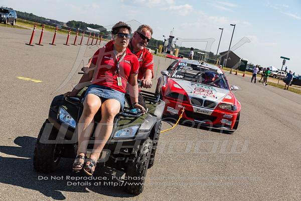 Trans Am Pro Racing Paddock & People