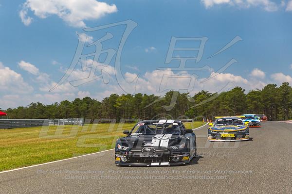 Trans Am Pro Racing Race