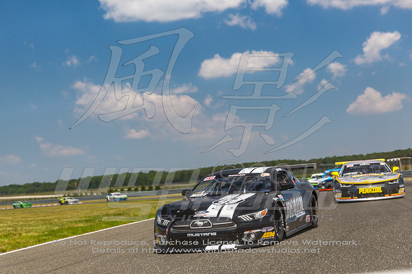 Trans Am Pro Racing Race