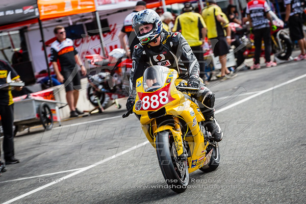 MotoAmerica Yamaha Challenge Paddock & People