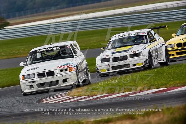 NASCAR K&N Series Support Race