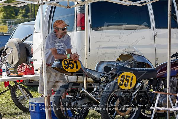 A.H.R.M.A. Vintage Motorcycle Fest 2017