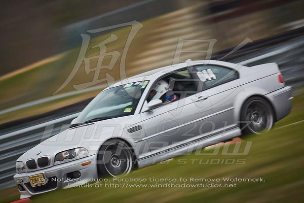 044 Silver BMW
