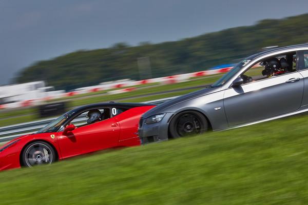 0 Red Ferrari