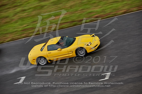 -- Yellow Corvette