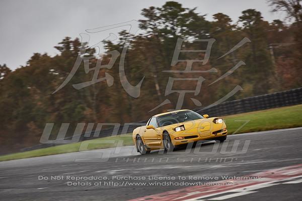 -- Yellow Corvette