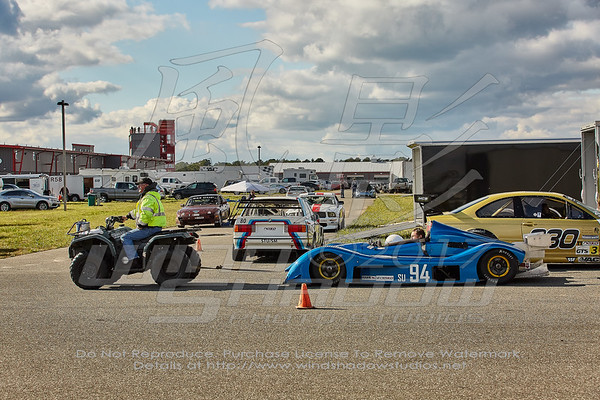 Thunder Race Grid