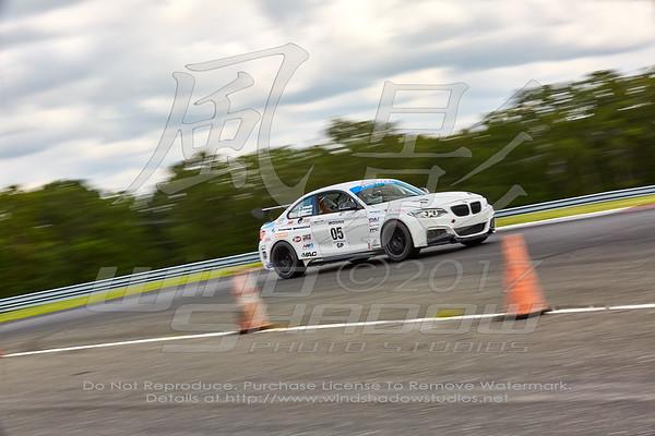 05 White BMW