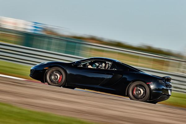 -- Black McLaren