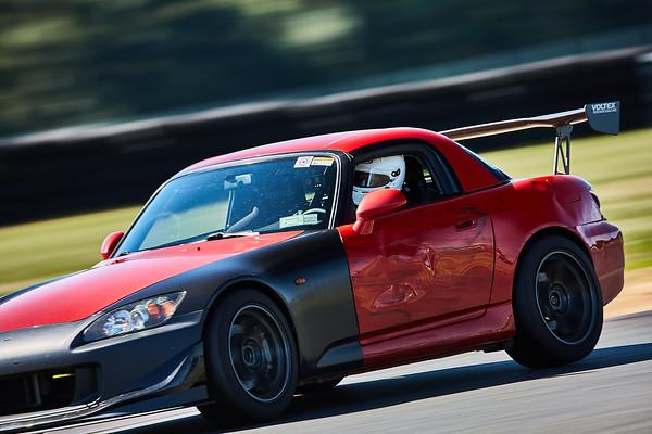-- Red Honda