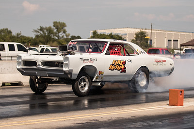 Funny Car Chaos Denton Texas