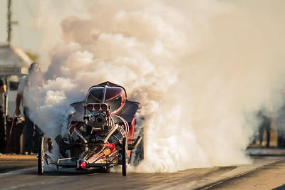 Rex Stevens Front Engine Dragster ( The Gaurdian)