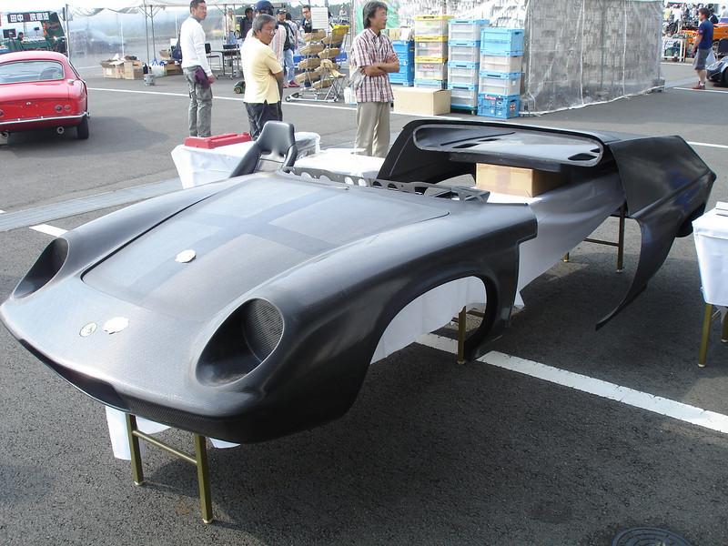 new carbon fiber body