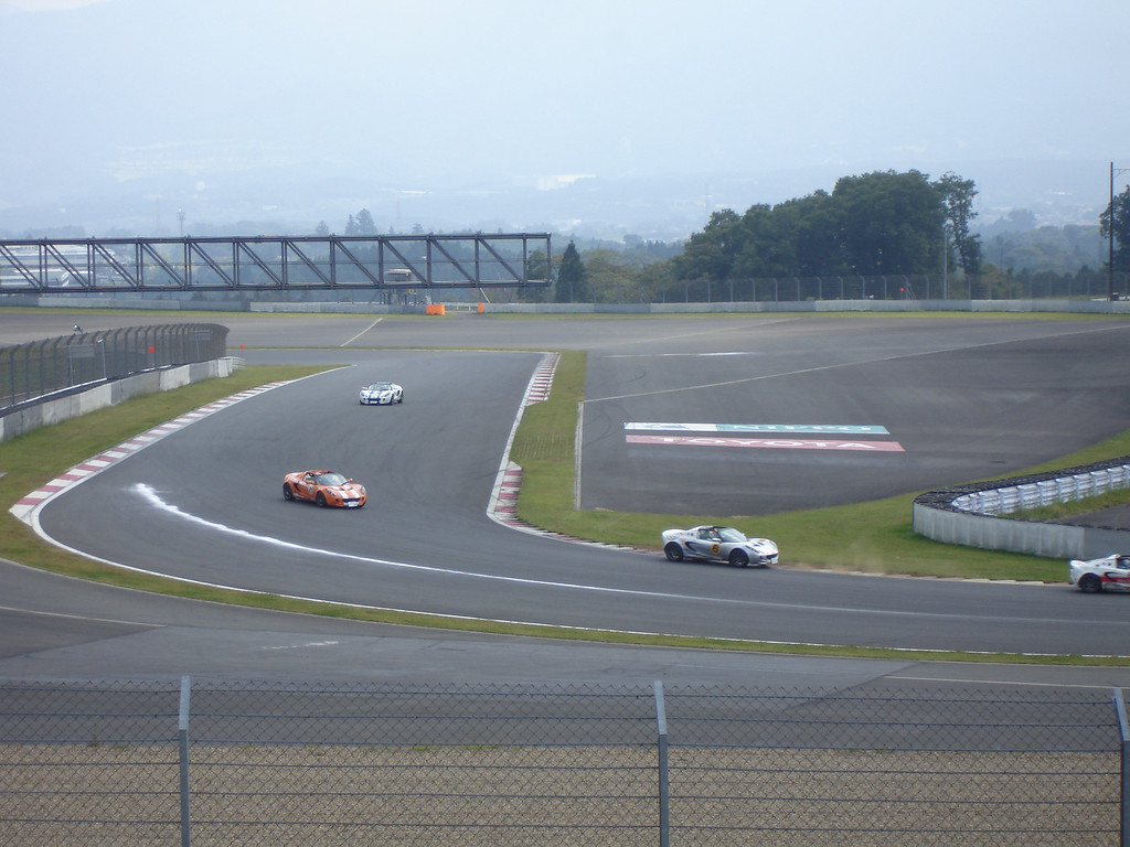 lotus cup race