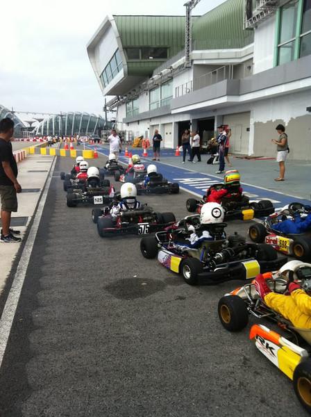 Singapore F1 street circuit