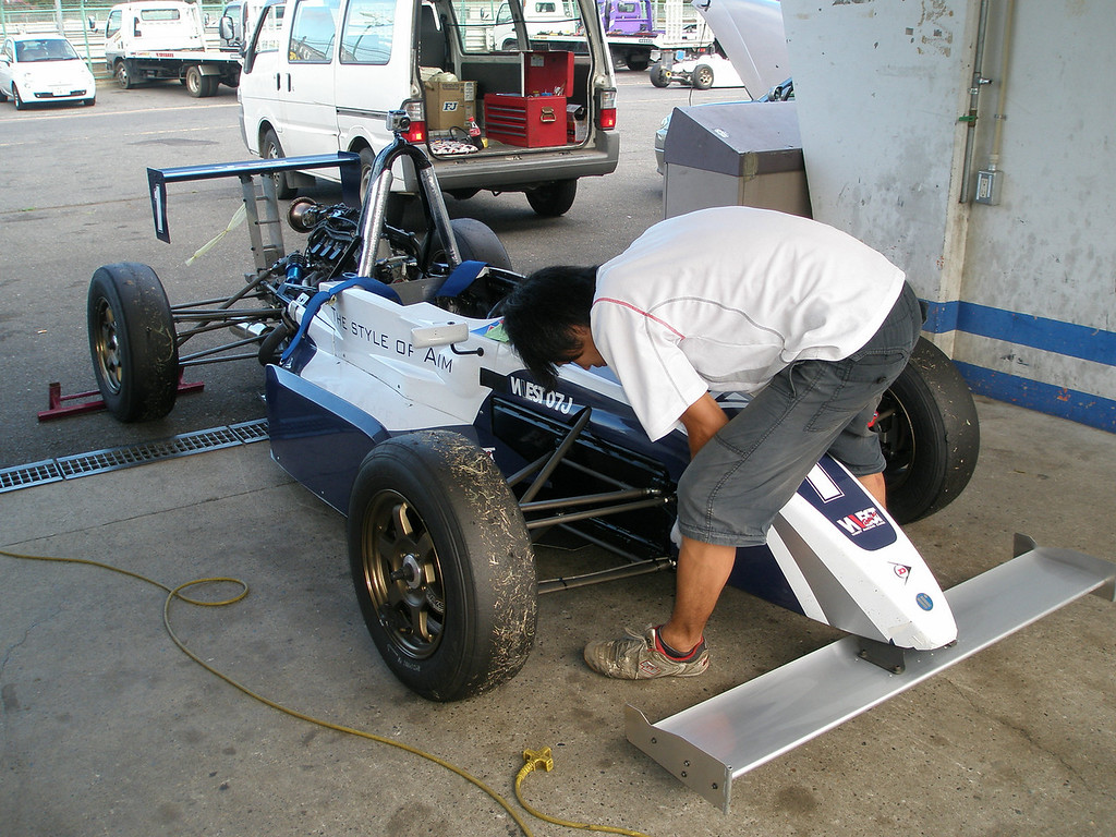 re attaching nose cone