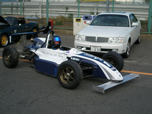 super formula japan - practice