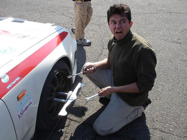 5th place - 6hr race, Nov 24  2009