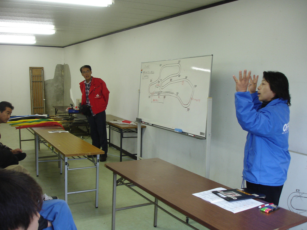 divers briefing