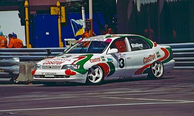 Julian Bailey - Castrol Toyota Corona.