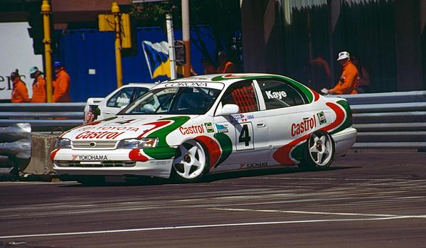 James Kaye - Castrol Toyota Corona.
